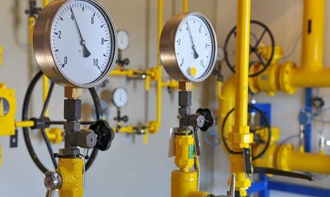 Fachbereich-Gas