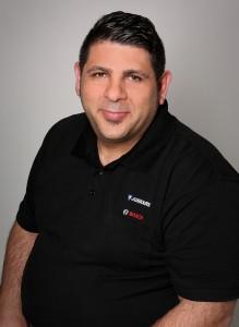 Roberto Calabrese Servicetechniker